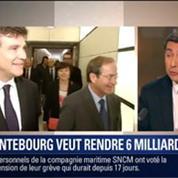 Le Soir BFM: Plan de redressement économique: Que faut-il retenir du discours d'Arnaud Montebourg ? 6/8