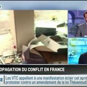 Le parti pris de David Revault d'Allonnes: Le conflit israélo-palestinien s'est importé en France