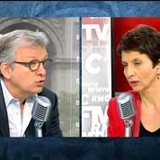 Gaza : Pierre Laurent dénonce