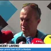 Cyclisme / Mauvaise journée pour Romain Bardet