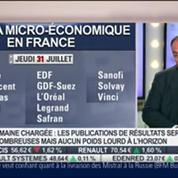 Olivier Delamarche VS Pierre Sabatier: Comment accueillir les publications des sociétés du CAC 40?, dans Intégrale Placements – 2/2