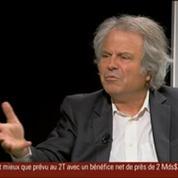Franz-Olivier Giesbert, ancien directeur et éditorialiste au Point, dans qui-êtes vous? 2/4