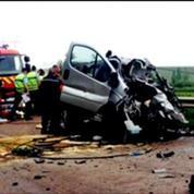 Accident à Troyes : 6 morts dont 5 enfants