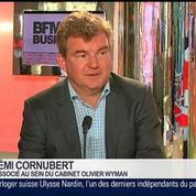 François Roudier et Rémi Cornubert, dans Le Grand Journal 3/7