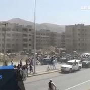 Afghanistan : les talibans lancent une attaque contre l'aéroport de Kaboul