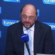 Martin Schulz : «On ne permettra pas à Marine le Pen de détruire le Parlement européen»