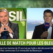 BFM Story: Veille de match pour les Bleus
