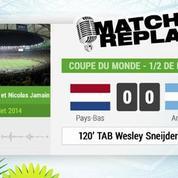 Pays-Bas Argentine : Le match replay avec le son de RMC Sport !