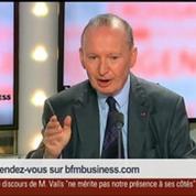Édition spéciale sur le discours d'ouverture de François Hollande, dans Le Grand Journal 1/2
