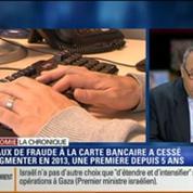 L'Éco du soir: Le taux de fraude à la carte bancaire a cessé d'augmenter en 2013