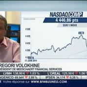 Statistiques, résultats d'entreprises, discours de Janet Yellen,...: journée chargée à Wall Street: Gregori Volokhine, dans Intégrale Bourse –