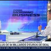 Nicolas Doze: Fusion-acquisition : la France a retrouvé son niveau de 2001