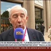 Charles-Edouard Bouée, nouveau président directeur général de Roland Berger, dans Le Grand Journal 1/4