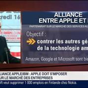 Vincent Ducrey, co-fondateur du HUB Institut, dans Le Grand Journal 1/7
