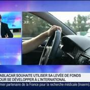 BlaBlaCar lève 100 millions de dollars pour se développer à l'international, Frédéric Mazzella, dans GMB