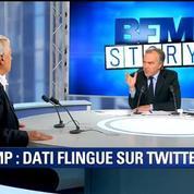 Goasguen: On a fait une erreur en ne laissant pas Juppé et Raffarin seuls à la tête de l'UMP