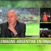 Football / Fernandez : Le football n'est pas sorti grandi ce soir