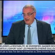 DCNS: Amélioration de la rentabilité et révision des priorités, Hervé Guillou, dans GMB –