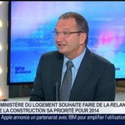 Il faut relancer la contruction dans le domaine du bâtiment et du logement, Jacques Chanut, dans GMB –