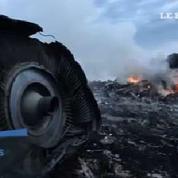 Vol MH17 : les images sur le site du crash en Ukraine