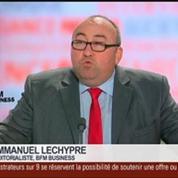 Cyrille Lachèvre et Emmanuel Lechypre, dans Le Grand Journal – 6/7