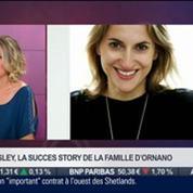 Le Paris d'Isabelle d'Ornano, Sisley, dans Paris est à vous –