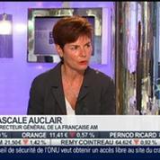 Olivier Delamarche VS Pascale Auclair: On a des marchés qui ne sont plus des marchés, dans Intégrale Placements – 1/2