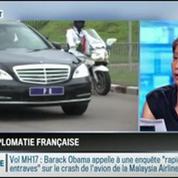 RMC Politique : La France doit-t-elle revoir sa diplomatie? –
