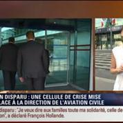 BFM Story: Édition spéciale – Vol Air Algérie: une cellule de crise mise en place par le Quai d'Orsay –