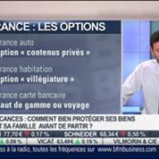 Assurance: comment protéger ses biens et sa famille avant de partir en vacances?: Arnaud Giraudon, dans Intégrale Placements –
