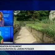 Émission spéciale Abbaye de Royaumont: Philippe Simonnet, Justine Marin et Francis Maréchal, dans Grand Paris – 3/3