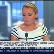 Francis Attrazic, président de l'Association française des Maîtres restaurateurs (AFMR), dans l'invité de BFM Business –