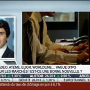 Vague d'IPO sur les marchés, est-ce une bonne nouvelle?: José Berros, dans Intégrale Bourse –