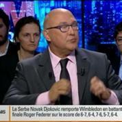 BFM Politique: L'interview de Michel Sapin par Apolline de Malherbe 4/6