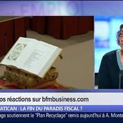 Vatican: est-ce la fin du paradis fiscal ?, dans Les Décodeurs de l'éco 2/5