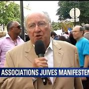 Roger Cukierman, président du CRIF: Nous n'avons rien de commun avec la Ligue de défense juive