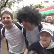 Football / Les supporters argentins croient au titre