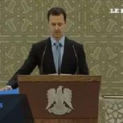 Syrie : Bachar el-Assad prête serment pour son troisième mandat présidentiel