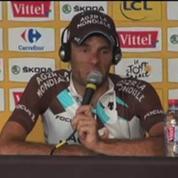 Cyclisme / Péraud très ému après sa deuxième place