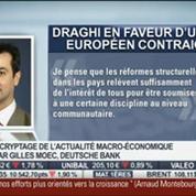 Arnaud Montebourg peut-il redresser l'économie de la France?: Gilles Moec, dans Intégrale Bourse