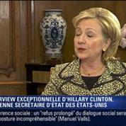 Hillary Clinton: L'invitée de Ruth Elkrief – 2/2