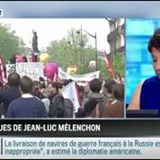 RMC Politique : Retrait de Jean-Luc Mélenchon en politique –