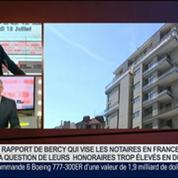 Jean-Tarrade, président du Conseil supérieur du notariat, dans Le Grand Journal 1/7