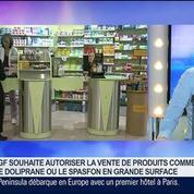 La fin du monopole des pharmaciens est une décision aberrante, Alain Sfez dans GMB