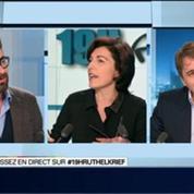 Arnauld Champremier-Triganoet Philippe Moreau-Chevrolet: Le face à face de Ruth Elkrief –
