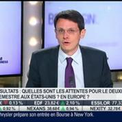 Hausse considérable du rendement sur le marché financier: François Monnier, dans Intégrale Placements –