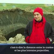 Cratère en Sibérie : les scientifiques russes tentent de comprendre