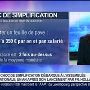 Delphine Liou: Choc de simplification: Le projet de loi pour simplifier la vie des entreprises débarque à l'assemblée –