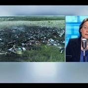 MH17 G. Arnoux sur RMC s'étonne « que le survol de cette zone n'ait pas été interdit vu la situation »