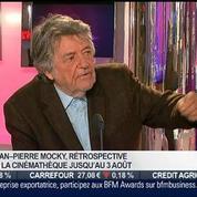 Le Paris de Jean-Pierre Mocky, réalisateur, dans Paris est à vous –